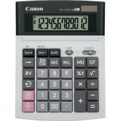 CANON WS1210 Hi III 12 Digit Desktop Calculato