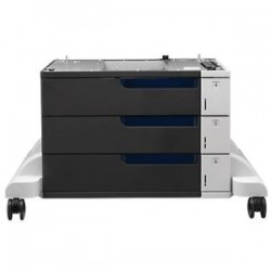 HP LJ 3 x 500 Sheet Paper Feeder and Stand