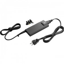 HP 90W Slim Adapter for 4.5mm and 7.5mm Con
