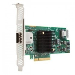 HP LSI 9217-4i4e 8-port SAS 6Gb/s RAID Card