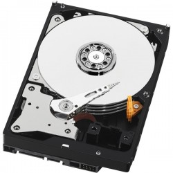 WESTERN DIGITAL HARD DRIVE 6TB RED 64MB 3.5 SATA 6GB/s