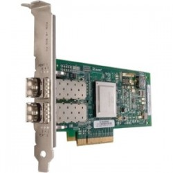 DELL QLogic 2562 Dual Port 8Gb Optical Fibre