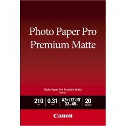 CANON PM101A4 PM-101 A4 20 SHEETS 210GSM PH