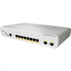 CISCO Catalyst 2960C PD PSE 8 FE PoE