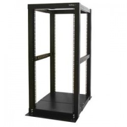 STARTECH 25U 4 Post Open Frame Server Rack