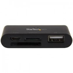 STARTECH OTG USB Card Reader - SD & Micro SD