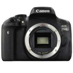 CANON 750DB ENTRY LEVEL EOS 750D BODY