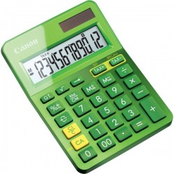 CANON Green Desktop Tax Calculator