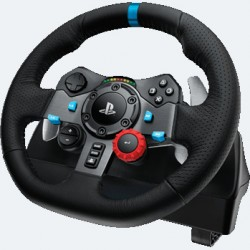 LOGITECH G29 DRIVING FORCE RACING WHEEL FOR PS4 &