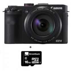 CANON G3X POWERSHOT G3X HIGH PERFORMANCE COMPA