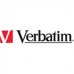 VERBATIM ABS 1.75MM 1KG RETAIL BLACK