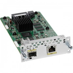 CISCO 1-port GE WAN NIM dual-