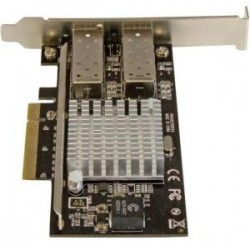 STARTECH 2-Port 10G Fiber Network Card- Open SFP+