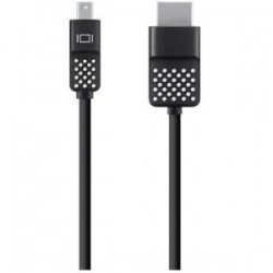BELKIN MINI DISPLAY PORT TO HDMI CABLE 1.8M.
