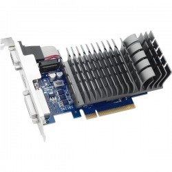 ASUS NVIDIA GEFORCE GT710 VGA 2GB LP BRACKET