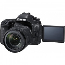 CANON 80DSK EOS 80D SUPER KIT WITH EFS18-135 I