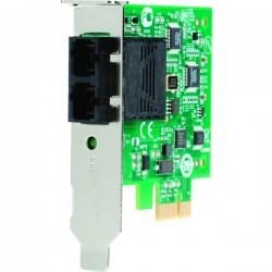 ALLIED TELESIS PCI-Express Adpt Card 100BaseFX (MT-RJ)