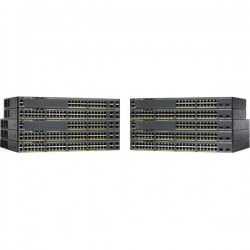 CISCO Catalyst 2960-X 48 GigE 2 x10G