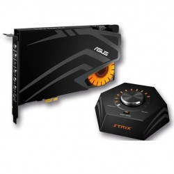 ASUS STRIX RAID DLX PCIE SOUND CARD