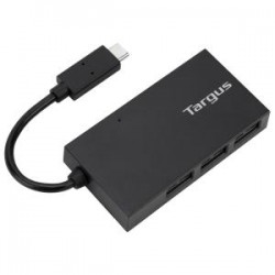 TARGUS 4-PORT USB-C BUS-POWERED HUB
