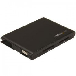 STARTECH 2-SLOT SD CARD READER - USB 3.0 - UHS-II