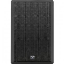 LD SYSTEMS 2-WAY WALL MOUNT SPEAKER FLAT 5in -BLACK