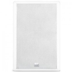LD SYSTEMS 2-WAY WALL MOUNT SPEAKER FLAT 5in -WHITE