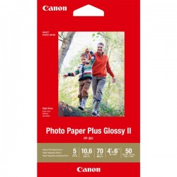 CANON PP3014X6-50 50 SHEETS PHOTOPAPERGLOSS II