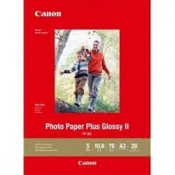 CANON PP301A3 20 SHEETS 265 GSM PHOTO PAPER PL