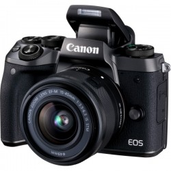 CANON M5KIS EOS M5 MIRRORLESS CAMERA SINGLE KI
