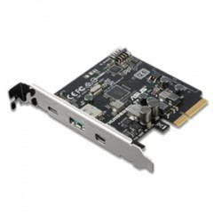 ASUS THUNDERBOLT 3 CARD PCI-E X4 SINGLE PORT