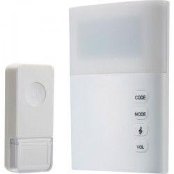SWANN WIRELESS DOORCHIME WITH MAINS POWE