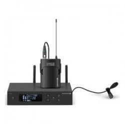 BEYERDYNAMIC TG558 Lapel Wireless Microphone Kit