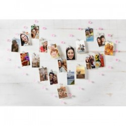 HP SPROCKET CRYSTAL HEART DISPLAY
