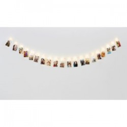 HP SPROCKET LED STRING LIGHT CLIPS