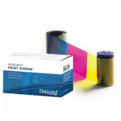 ENTRUST DATACARD GRAPHICS MONOCHROME RIBBON KIT SCRATCH-