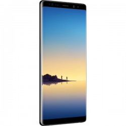 SAMSUNG GALAXY NOTE 8 MOBILE HANDSET - BLACK