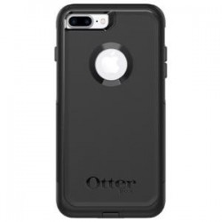 OTTERBOX COMMUTER IPHONE 8+/7+ BLACK