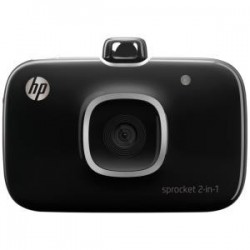 HP SPROCKET 2-IN-1 PRINTER BLACK