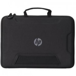 HP Black 11.6 Always On Case - extra ca