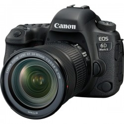 CANON EOS 6D MARK II PREMIUM KIT