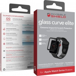 MOPHIE GLASS CURVE APPLE WATCH 42MM SER3 FULL