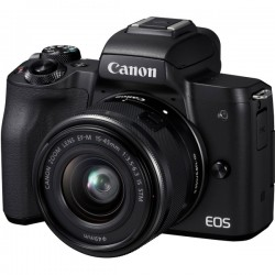 CANON M50KIS EOS M50 MIRRORLESS SINGLE KIT