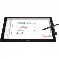 WACOM DTH2452 23.8 display dark grey Pen Touch