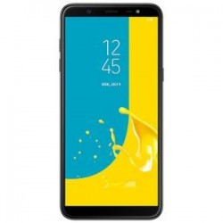 SAMSUNG GALAXY J8 MOBILE HANDSET - BLACK