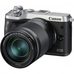 CANON M6KISS EOS M6 SINGLE KIT W/EF-M15-45ST