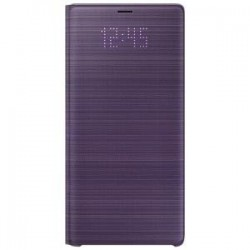 Samsung Note 9 LED View Cover Purple