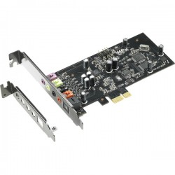 ASUS XONAR SE PCIE 5.1 GAMING AUDIO CARD