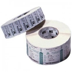 ZEBRA LABEL PAPER 4X3IN (101.6X76.2MM) DT