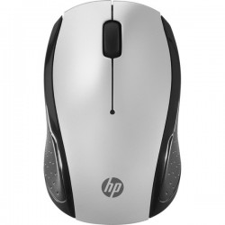 HP 201 Pk Silver Wireless Mouse